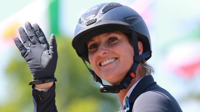 Simone Blum DEU Der Große Preis von Bayern Pferd International 2019 München 02 06 2019 *