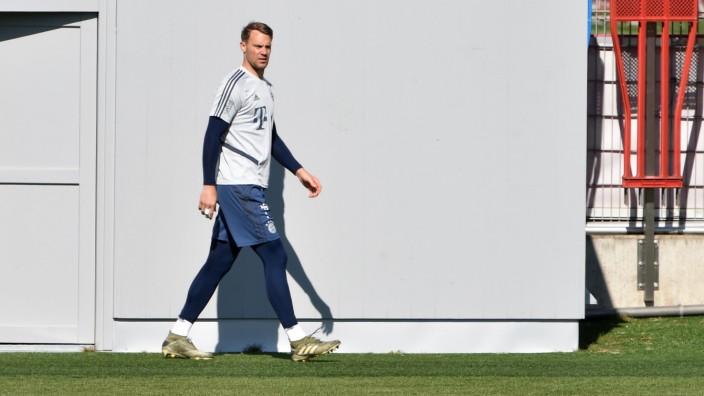 FC Bayern und Manuel Neuer: Bayern-Torwart Manuel Neuer.