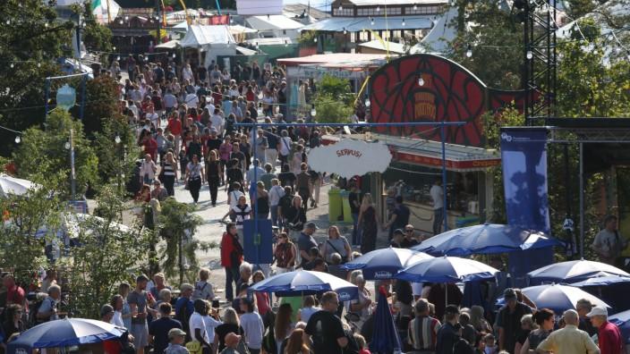 Sommer 2020 ohne Münchner Tollwood-Festival
