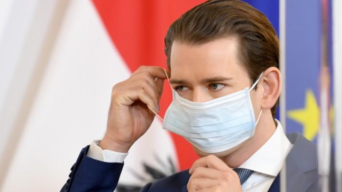 Österreich - Maßnahmen gegen Corona verfassungsgemäß? - Politik ...