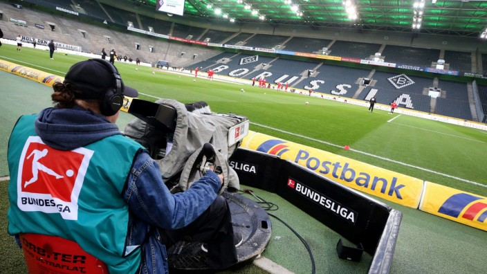Klare DFL-Ansage: Bundesliga-Geisterspiele nicht im Free-TV