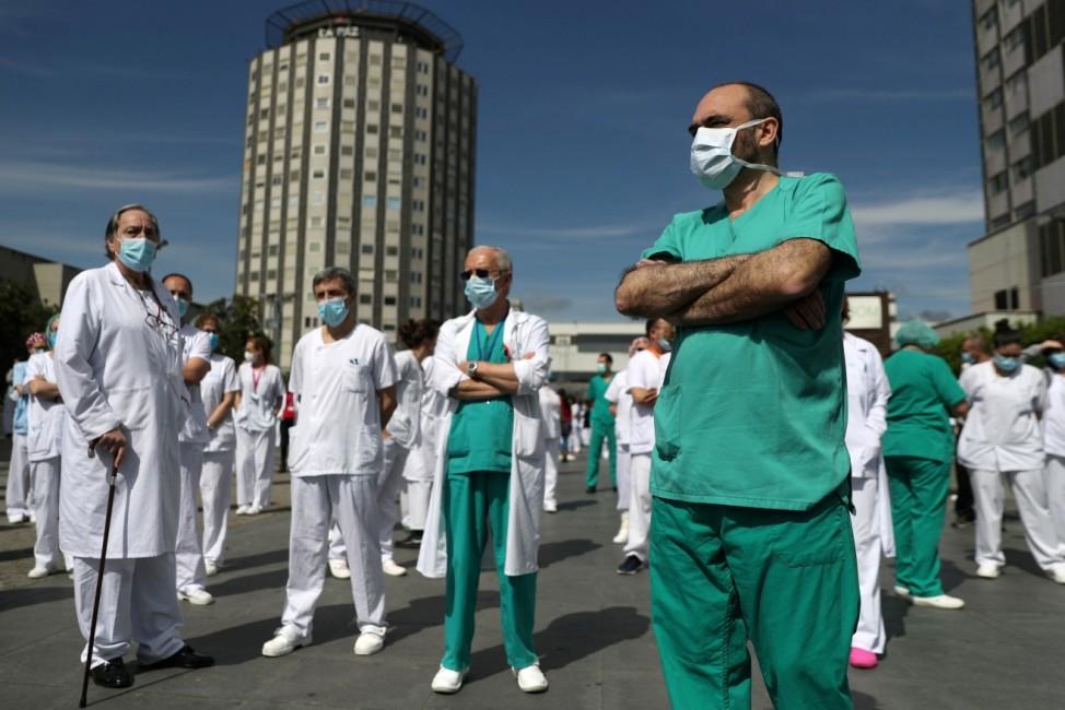 Coronavirus disease (COVID-19) outbreak in Madrid