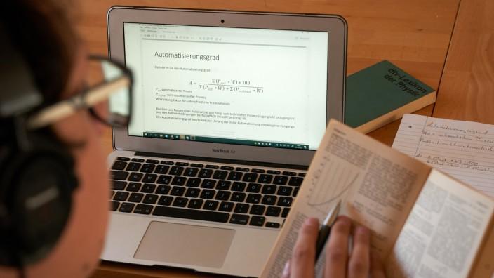 Coronavirus - Erzwungene Digitalisierung - Koblenz