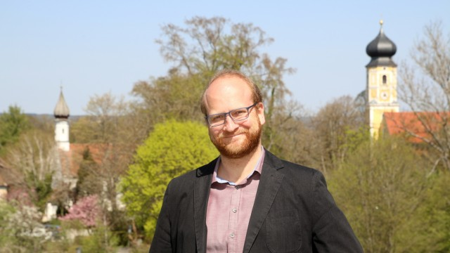 Bürgermeister Georg Malterer