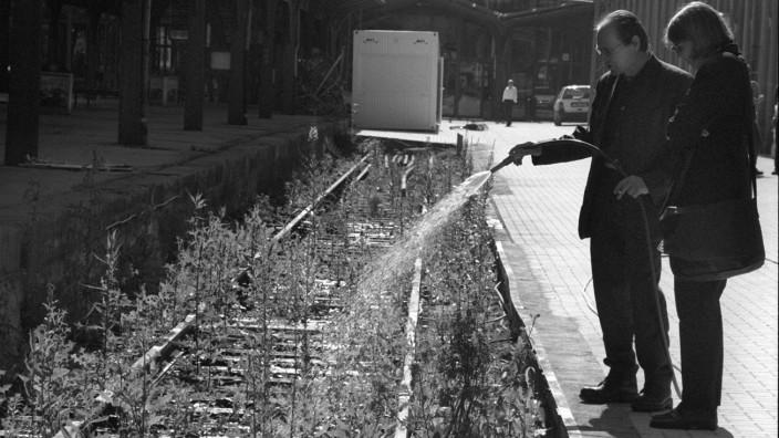 documenta Eisenbahngleise