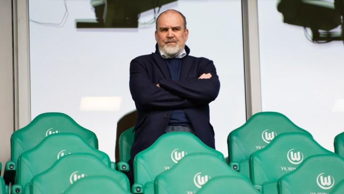 VfL Wolfsburg -  Jörg Schmadtke