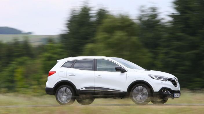 Gebrauchtwagen-Check: Der Renault Kadjar (seit 2015)