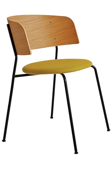 """Wohnen: Der Stuhl """"Wagner"""" von OUT ist ein guter Allrounder."""