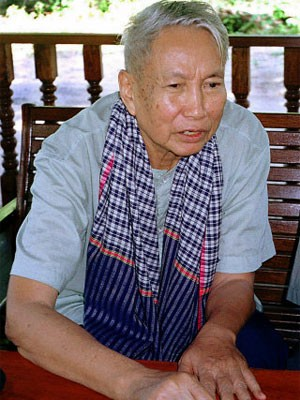 Pol Pot Interview 1998, AP