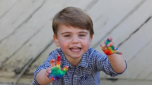 Prinz Louis ist zwei Jahre alt