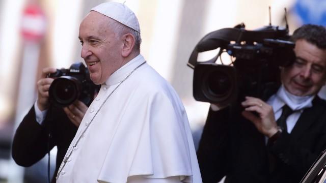 Coronavirus - Papst Franziskus