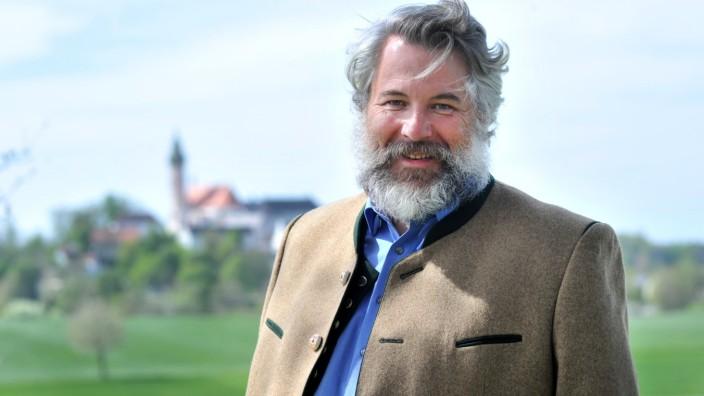 Andechs: Rosenheim Cops Schauspieler Dieter Fischer