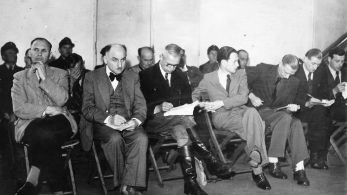 Prozess um die Penzberger Mordnacht, 1948