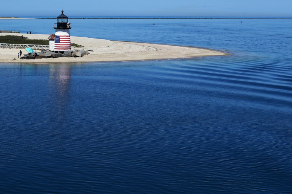 Nantucket And Martha's Vineyard Struggle With Tourism Due To COVID-19