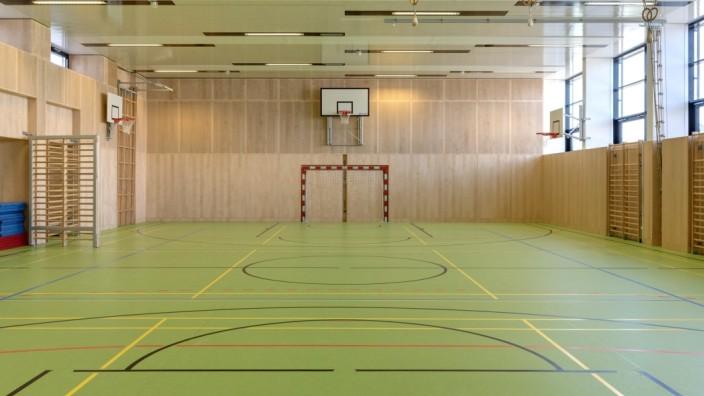 Bundesschulzentrum St. Pölten, Turnsaal *** Federal school centre St Pölten, gymnasium