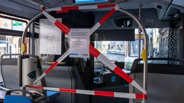 Notfallprogramm für Busse, U- und Straßenbahnen
