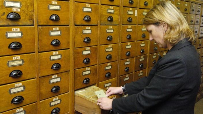 Andrew Barracks NSDAP-Archiv