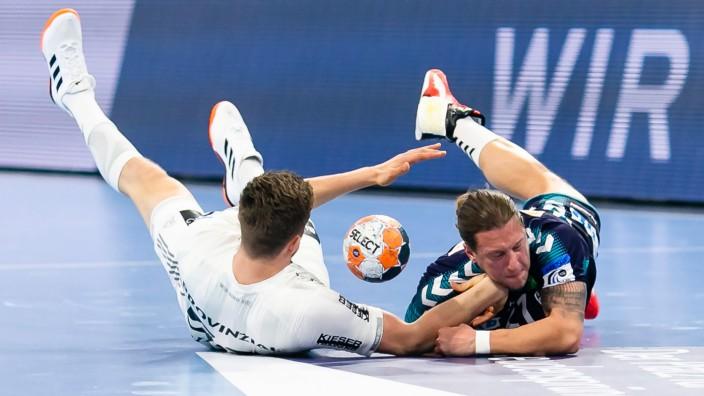 Handball: Bundesliga-Partie THW Kiel gegen Füchse Berlin