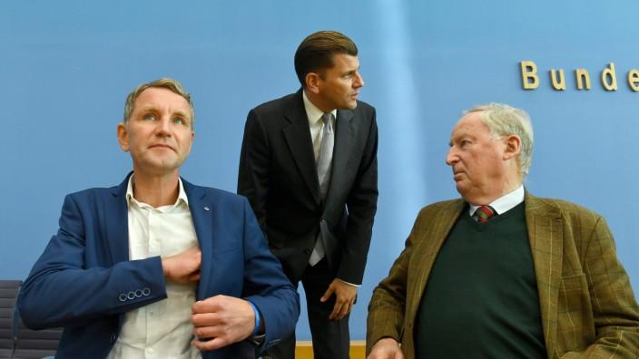 Christian Lüth: AfD entlässt Pressesprecher wegen Faschismus-Vorwürfen