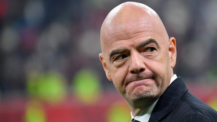 Fifa-Präsident Gianni Infantino