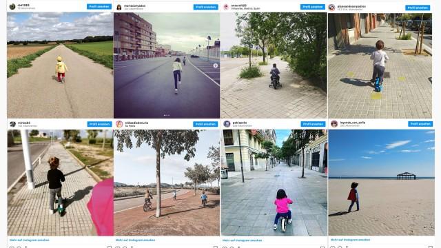 spanien kinder instagram