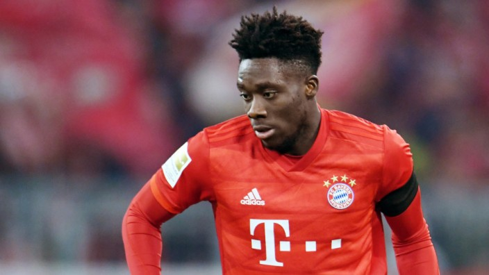 Bayern München - Alphonso Davies