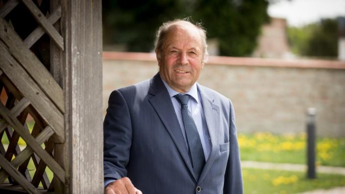MAUERN: Buergermeister / Bürgermeister PAUL BAUER
