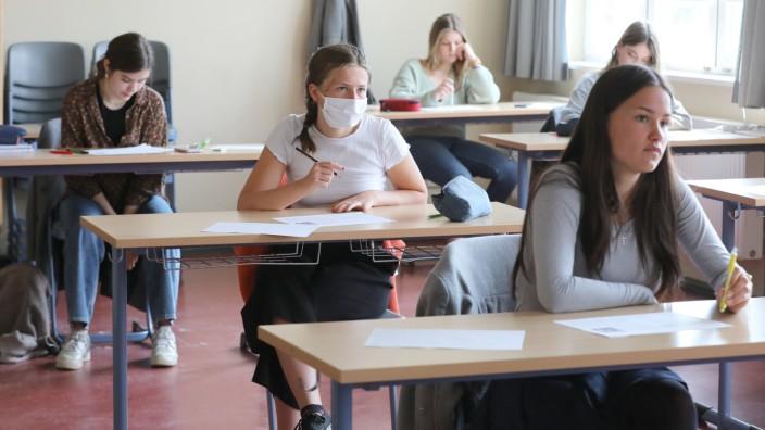 Coronavirus und Schule: Abiturprüfung in Rostock