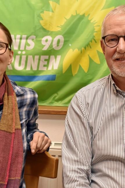Kommunalwahl in Eichenau: Tina Schulz, Ortsvorsitzende der Grünen.