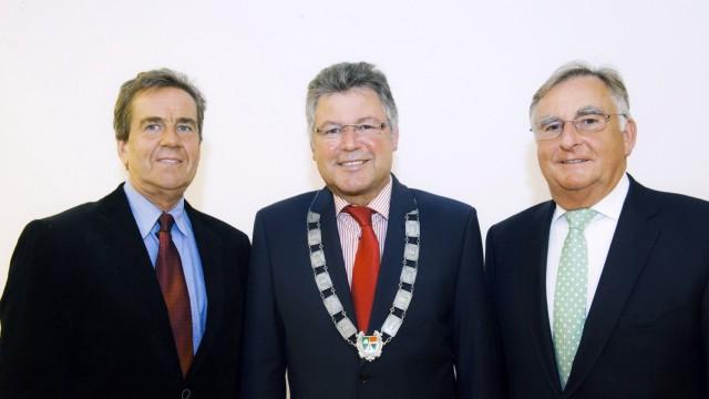 Putzbrunn, Gemeinderatssitzung mit Wahlen,