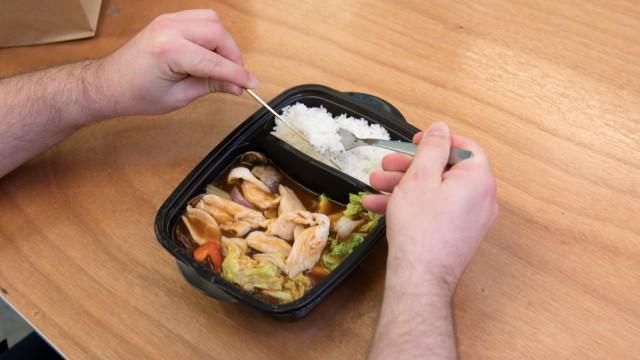Mahlzeitspenden des Restaurants Ha Vietnamese Cuisine, Gollierstr. 39, für die Teststation Theresienwiese