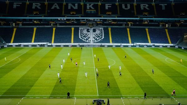 Coronavirus: Geisterspiel in der Europa League zwischen Eintracht Frankfurt und dem FC Basel