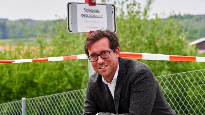 Wolfgang Darchinger - Demo gegen Einschränkung Bürgerrechte.