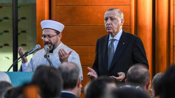 Türkischer Präsident in Deutschland - Köln