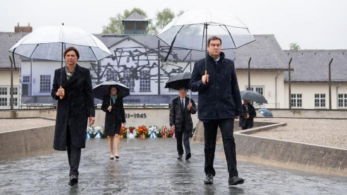 75. Jahrestag der Befreiung des KZ Dachau