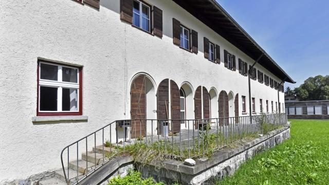 Feldafing Kaserne Fernmeldeschule