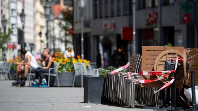 Coronavirus: München während der Corona-Krise