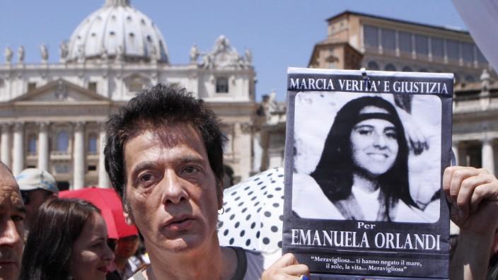 Kriminalfall Emanuela Orlandi