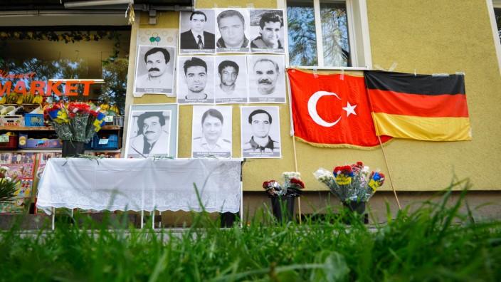Gedenken an die NSU-Opfer