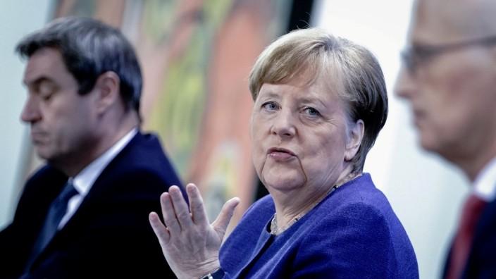 Merkel Corona Länder Maßnahmen