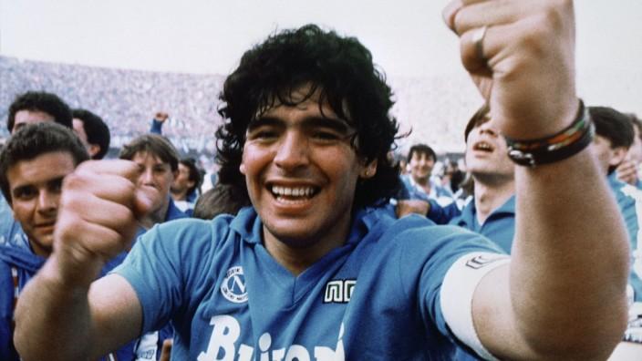 Kinofilm 'Diego Maradona'