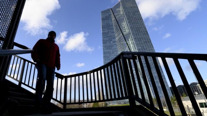 Coronavirus - EZB schickt Mitarbeiter ins Homeoffice