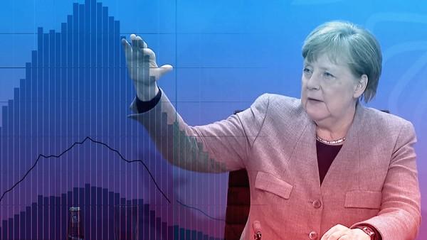 Corona Datenstück Merkel Aufmacher Teaser