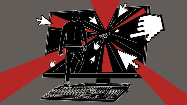 Dunkle Ecken im Netz
