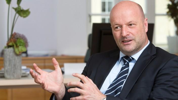 Ralf Fleischer, Stadtsparkasse München, Vorstand