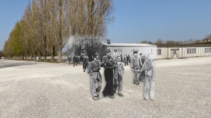 Die Befreiung,Virtueller Rundgang und Podcast zum 75. Jubiläum der Befreiung des KZ Dachau