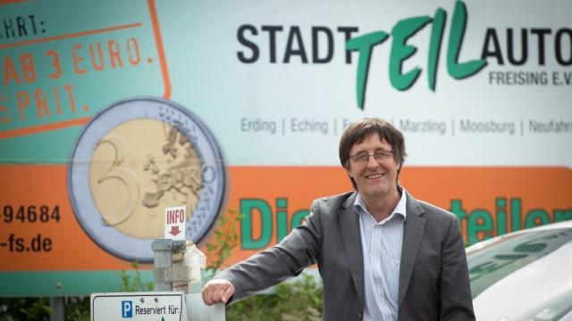 MOOSBURG: Andreas Fincke - Stadtteilauto / Stsadt Teil Auto