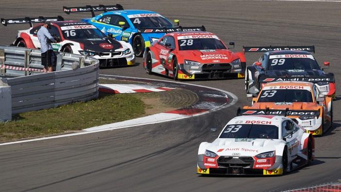 DTM-Ausstieg von Audi