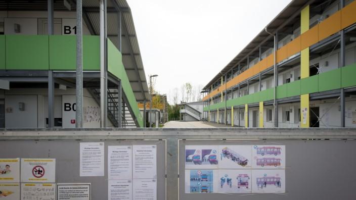 FREISING: Flüchtlingsunterkunft in der Katharinas-Mair-Strasse
