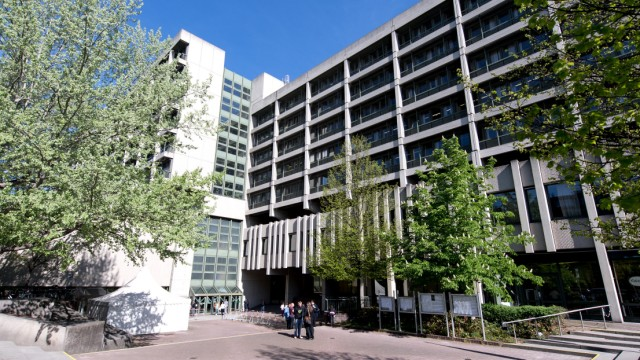 Prozess um einen Millionenraub aus einer Münchner Bank